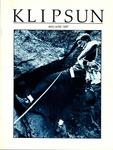 Klipsun Magazine, 1987 - May/June
