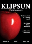 Klipsun Magazine, 2008, Volume 38, Issue 05 - April, The Food Issue