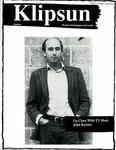 Klipsun Magazine, 1991, Volume 28, Issue 02 - October