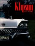 Klipsun Magazine, 1994, Volume 31, Issue 04 - April
