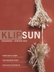Klipsun Magazine, 2012, Volume 42, Issue 05 - Winter