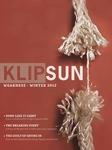 Klipsun Magazine, 2012, Volume 42, Issue 05 - Winter