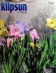 Klipsun Magazine, 1995, Volume 25, Issue 04 - April