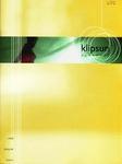 Klipsun Magazine, 1999, Volume 30, Issue 01 - December