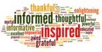 """Wordle: Participant Feedback from 2016  """"Death Happens"""" event"""