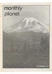 Monthly Planet, 1987, Novemeber