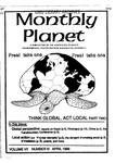 Monthly Planet, 1986, April