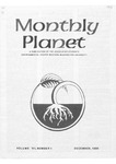 Monthly Planet, 1985, December