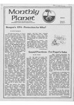 Monthly Planet, 1983, March