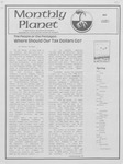 Monthly Planet, 1983, May