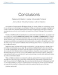 Conclusions by Rebecca M. Marrall and Jenny K. Oleen