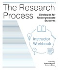 The Research Process: Instructor Workbook by Rebecca M. Marrall and Jenny K. Oleen