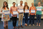 2016 Western Libraries Undergraduate Research Award Winners