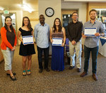 2015 Western Libraries Undergraduate Research Award Winners and Their Nominating Faculty