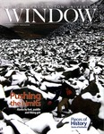 Window: The Magazine of Western Washington University, 2013, Volume 06, Issue 01 by Mary Lane Gallagher and Office of University Communications and Marketing, Western Washington University