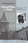 Nelly Trocme' Hewett presents A Good Place to Hide
