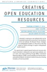 Creating Open Education Resources